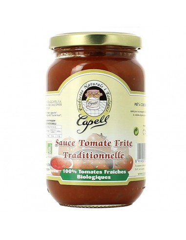 Sauce tomate traditionnelle 350 g