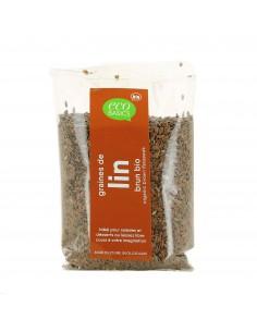 Graines de lin brun bio - 250 g