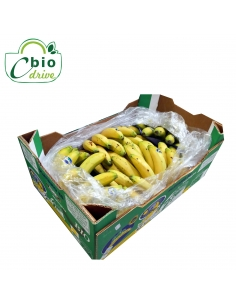 Banane des canaries - Colis 16 kg - Espagne