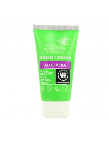 Crème de mains hydratante à l'aloé vera 75 ml