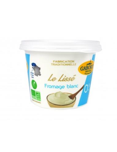 Fromage blanc bio 0% mg lissé 500 g