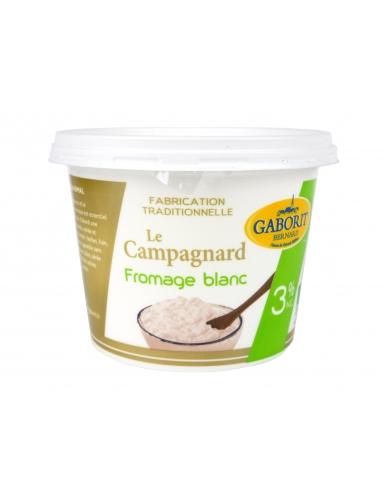 Fromage blanc bio 3% mg campagnard 500 g