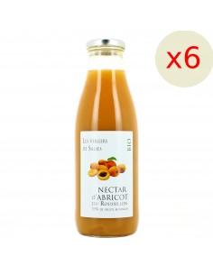 Nectar d'Abricot du Roussillon 55% fruits 75 cl