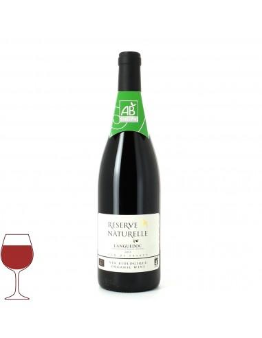 Réserve Naturelle Rouge Languedoc 75 cl